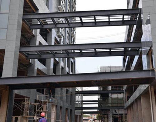 钢结构桥梁施工项目