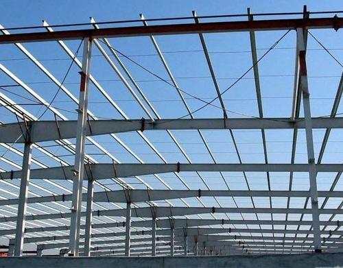钢结构——水平支撑