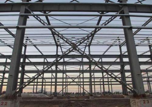 钢结构构件——柱间支撑